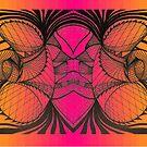 Spider Lines by Deborah Dillehay