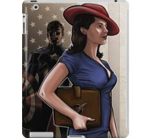 Secret Agent iPad Case/Skin