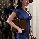 Secret Agent by Patrick Scullin