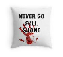 Full Shane Throw Pillow