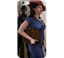 Secret Agent iPhone Case/Skin