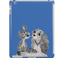 Lady and the tramp iPad Case/Skin