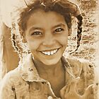 Young Egyptian Girl, Aswan Egypt 2007 by NatashamenoN PhotographY