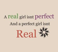 a real girl by 1chick1