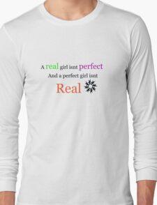 a real girl T-Shirt