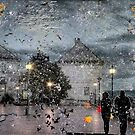 Another quiet autumn evening. by Teona Mchedlishvili