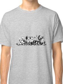 7 dwarfs Classic T-Shirt