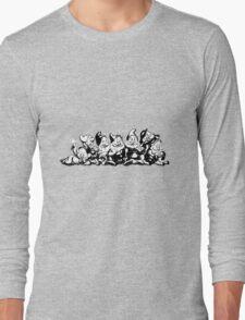 7 dwarfs Long Sleeve T-Shirt