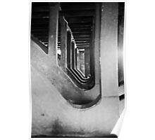 under the bridge #1 Poster