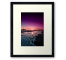 Beautiful Loneliness Framed Print