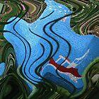 Garden Ship by Scott Gillman