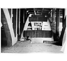 under the bridge #3 Poster