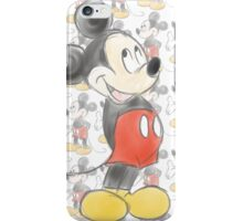 Mickey Mouse ♥ iPhone Case/Skin