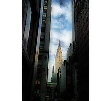The Chrysler Building, NYC Photographic Print