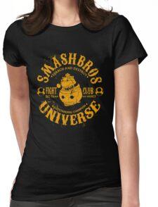 Mushroom champion 7 Womens Fitted T-Shirt