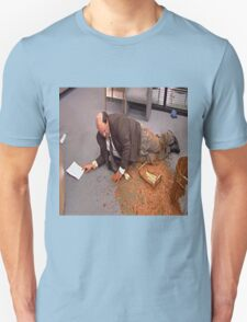 Me Trying to handle life Unisex T-Shirt