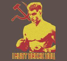 Ivan Drago T-Shirt