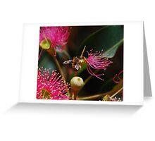 bumble bum Greeting Card