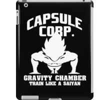 Capsule Corps - Gravitiy Chamber Vegeta Saiyan  iPad Case/Skin