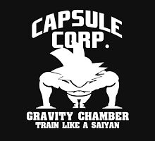 Capsule Corps - Gravitiy Chamber Goku Saiyan T-Shirt