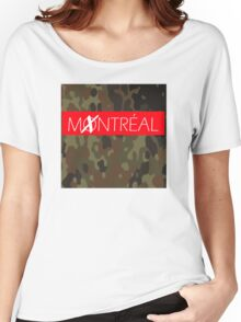 MONTREAL Women's Relaxed Fit T-Shirt
