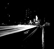 turning lane by Colinizing  Photography with Colin Boyd Shafer