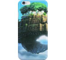 Laputa Castle in the Sky iPhone Case/Skin