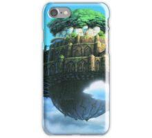 Laputa Castle in the Sky iPhone Case/Skin