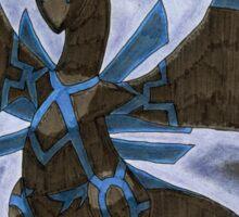 Earthbound Immortal Dark Lugia Sticker