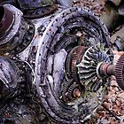 Old Engine by Simon Duckworth