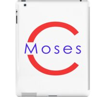 Moses Parts the Red C iPad Case/Skin