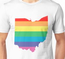 rainbow ohio Unisex T-Shirt