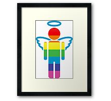 angelicon Framed Print
