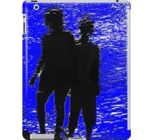 two girls iPad Case/Skin