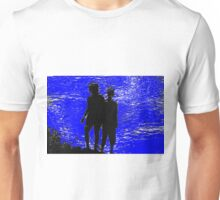 two girls Unisex T-Shirt