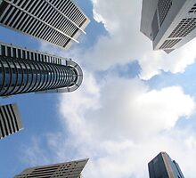 raffles place by nastrome
