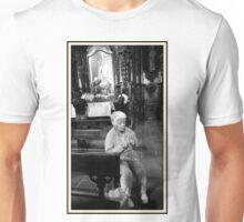 Praying Unisex T-Shirt