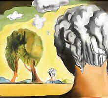 Clouded Tree-heads by Nornberg77