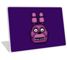 Five Nights at Freddy's 1 - Pixel art - Bonnie Laptop Skin