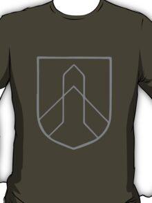 A Complete Guide to Heraldry - Figure 142 — Chevron rompu T-Shirt