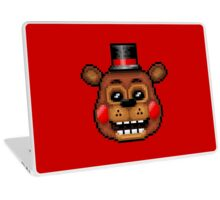 Five Nights at Freddy's 2 - Pixel art - Toy Freddy Laptop Skin