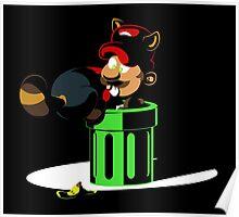 Raccoon Plumber IRL 2: Electric Boogaloo Poster