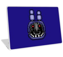 Five Nights at Freddy's 2 - Pixel art - Faceless Bonnie Laptop Skin