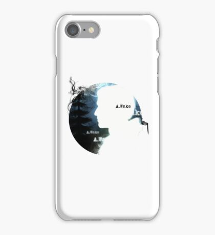 Alan Wake iPhone Case/Skin