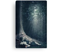 Forever Starts Now...... [Twilight inspired] Canvas Print