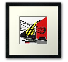 Corporation Framed Print