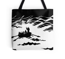 Calming the Storm  Tote Bag