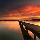 Valentines Day Sunrsie by Arfan Habib