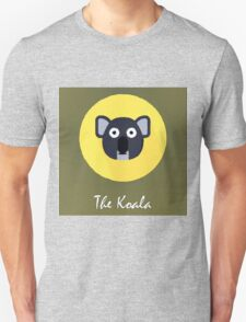 The Koala Cute Portrait T-Shirt