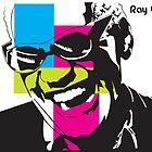 ray charles pop art by missyc